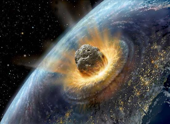 asteroid-impacting-earth