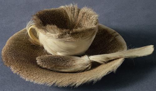Meret Oppenheim. Object. Paris, 1936