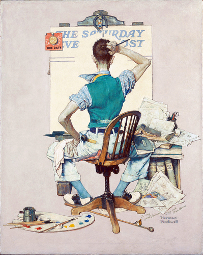 © The Norman Rockwell Estate; used with permission