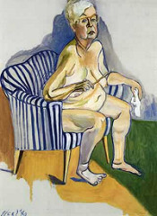 Alice Neel -self-portrait, 1980
