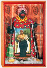 Betye Saar, The Liberation of Aunt Jemima, 1972